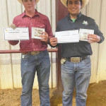 FFA STATE TEAM ROPING CHAMPS