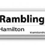One Man's Ramblings